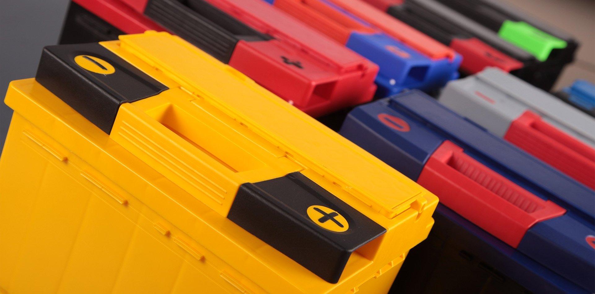 تنوع رنگی محصولات