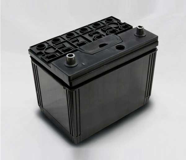 درب و جعبه پلاستیکی باتری 60 بلند ابخور